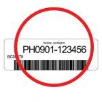 craftor serial number